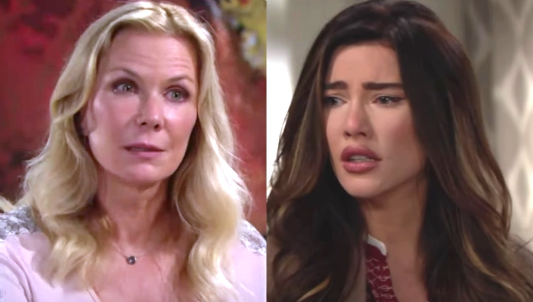 Bold and the Beautiful - Brooke Logan - Steffy Forrester