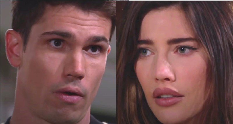 Bold and the Beautiful - Finn and Steffy Forrester
