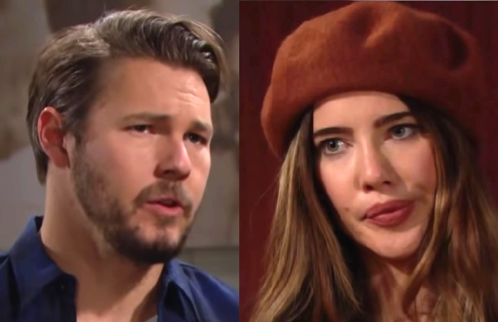 Bold and the Beautiful - Liam Spencer and Steffy Forrester Apart
