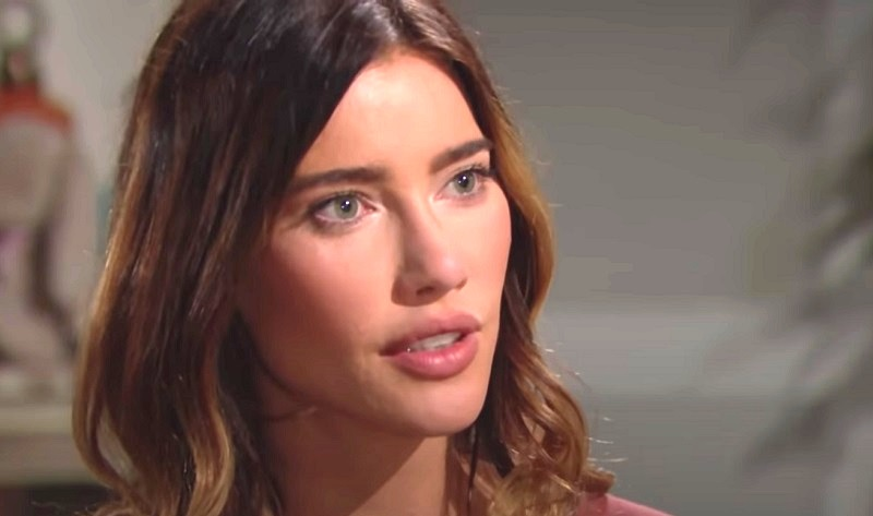 Bold and the Beautiful - Steffy Forrester - Defends Baby