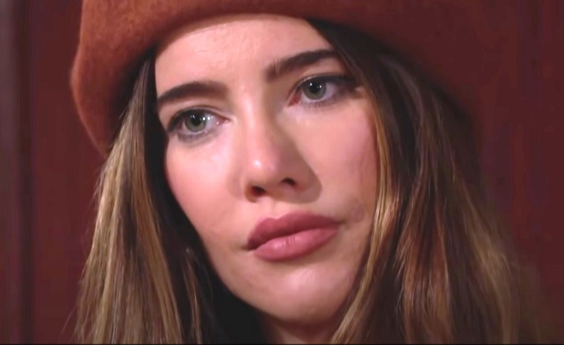 Bold and the Beautiful Steffy Forrester Paternity Test