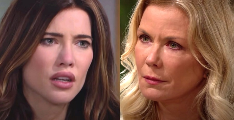 Bold and the Beautiful - Steffy Forrester and Brooke Logan