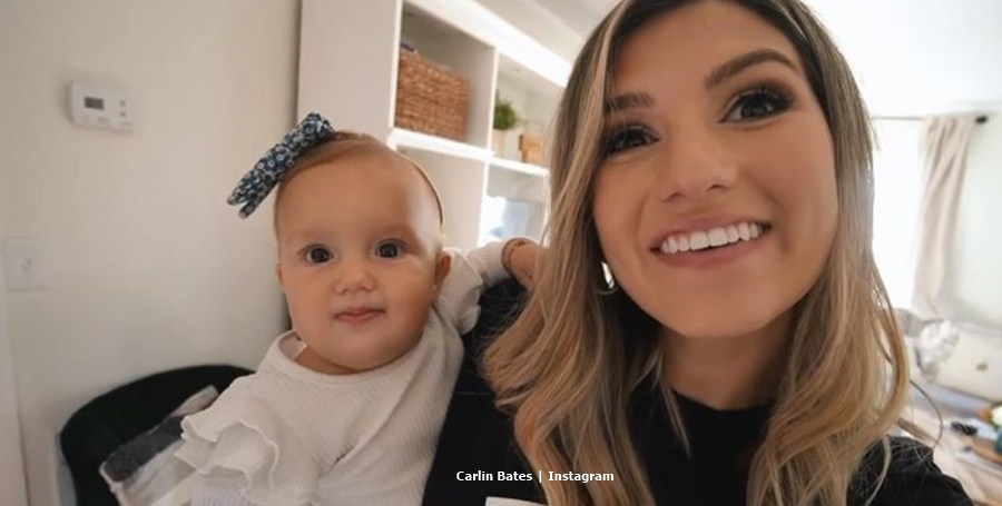 Carlin Bates and Layla