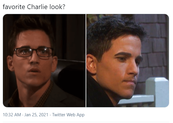 Charlie Dale /Twitter