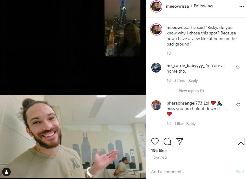 Dylan Smith, Marissa Smith, Instagram Post