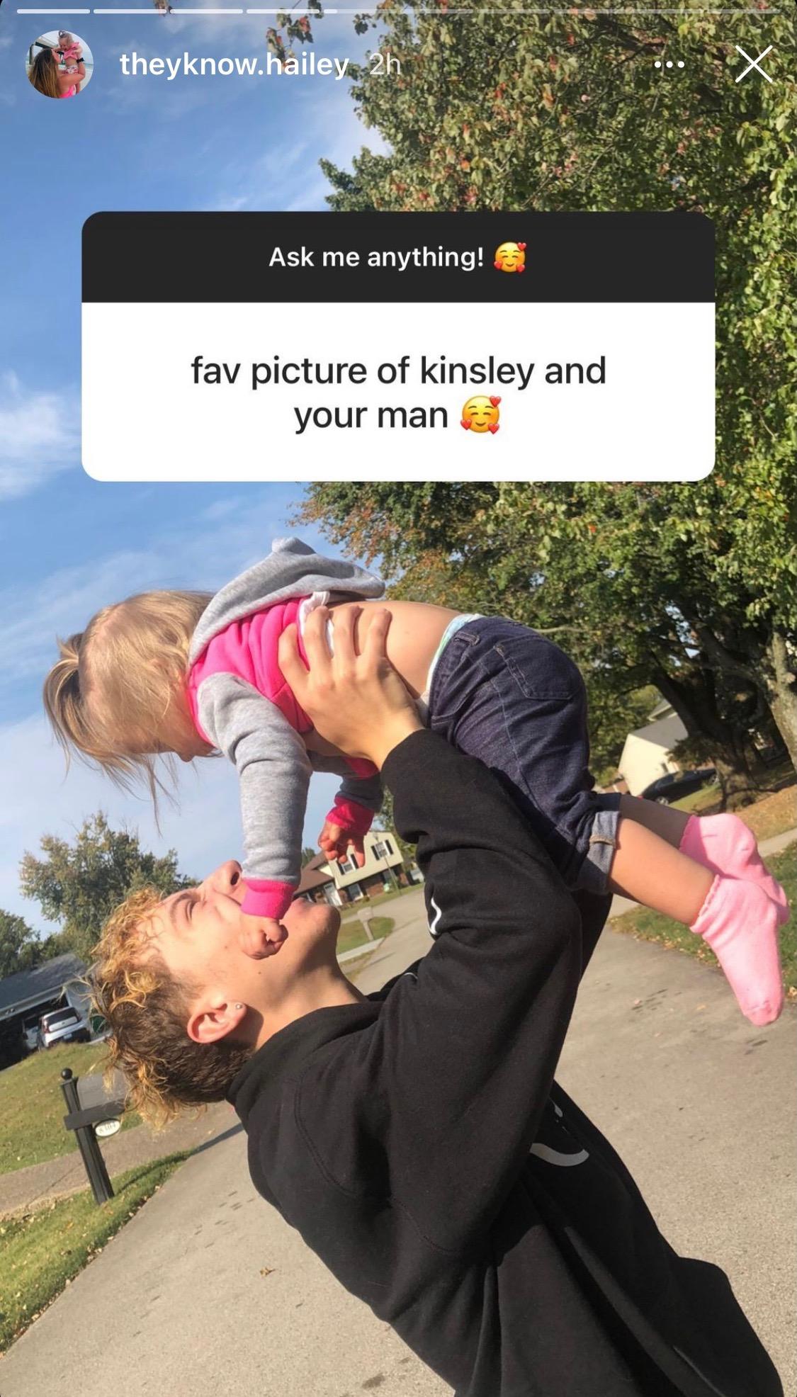 Hailey Tomlinson Instagram