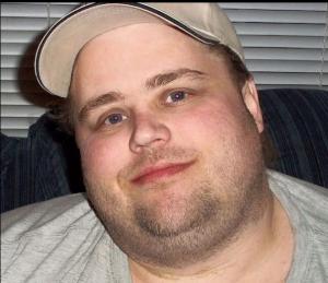 My 600-lb James King