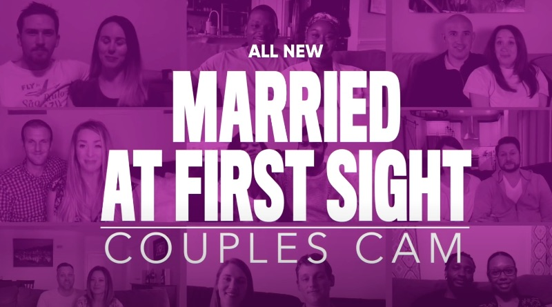 Married at First Sight Couples Cam: logo