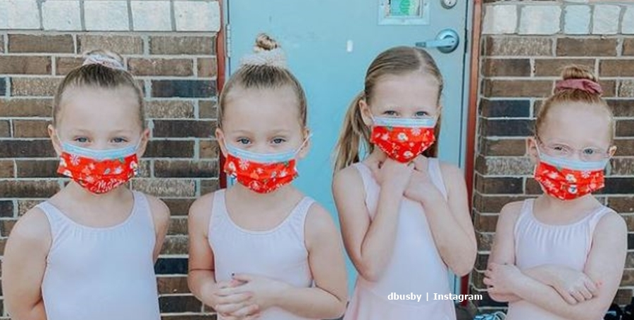 OutDaughtered quints ballet classes