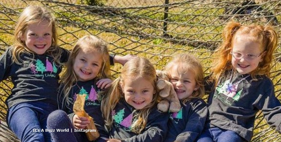 OutDaughtered quints