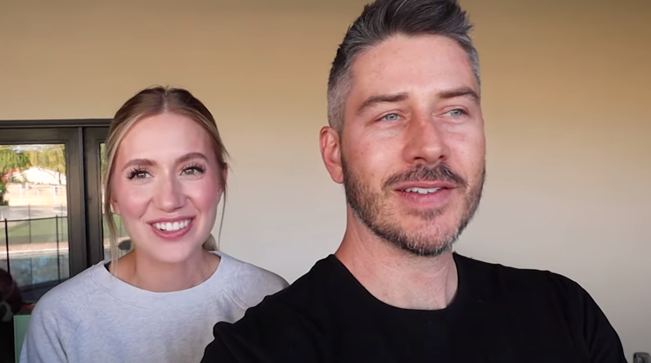 Arie and Lauren from Youtube