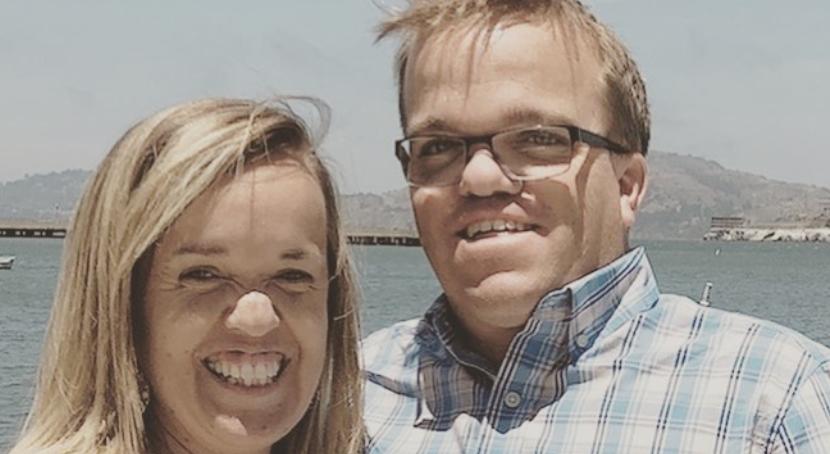 Amber Johnston, Trent Johnston, Team 7 Little Johnstons Instagram