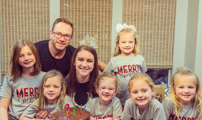 Busby Family / Danielle Busby Instagram