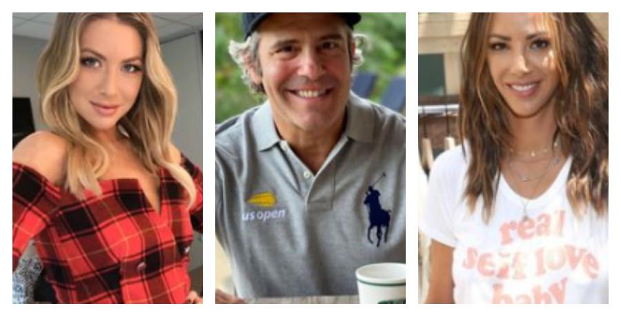 Bravo Stassi Schroeder, Andy Cohen, Kristen Doute, Instagram