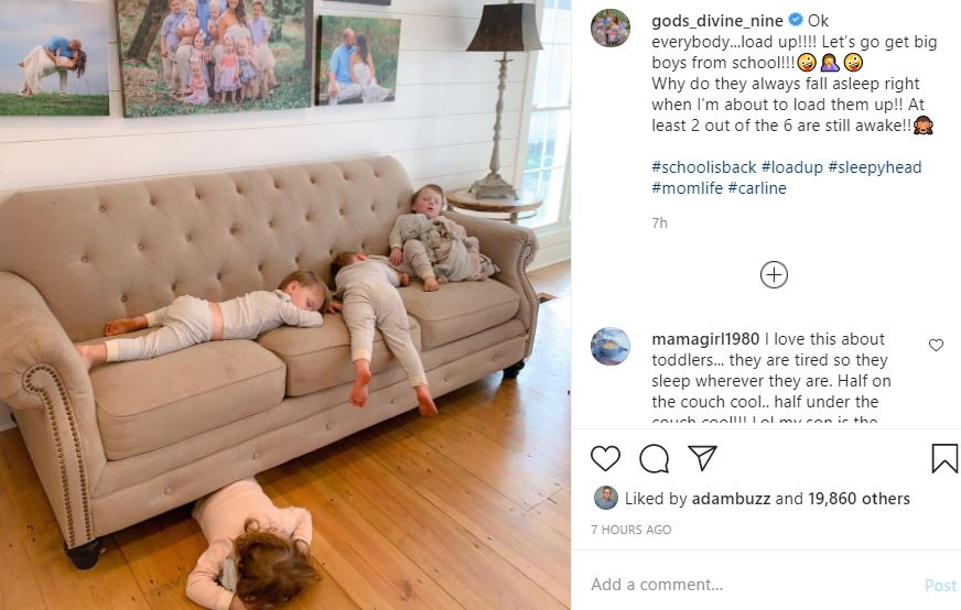 Sweet Home Sextuplets Courtney Uncooperative Kids