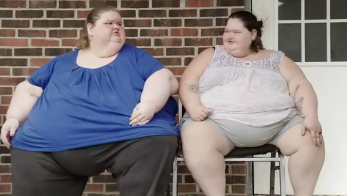 Tammy and Amy Slaton, 1000-Lb Sisters Still Shot