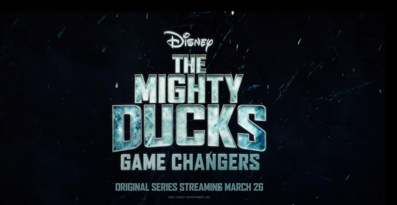 Mighty Ducks reboot