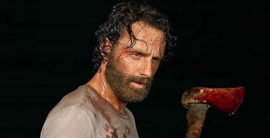 Andrew Lincoln's The Walking Dead movies will be 'straight horror'