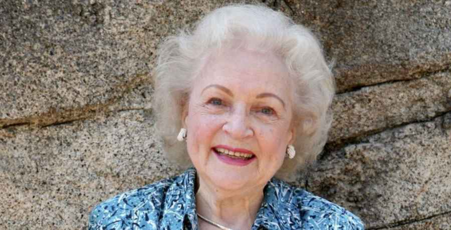 Betty White prepares for her 99th birthday