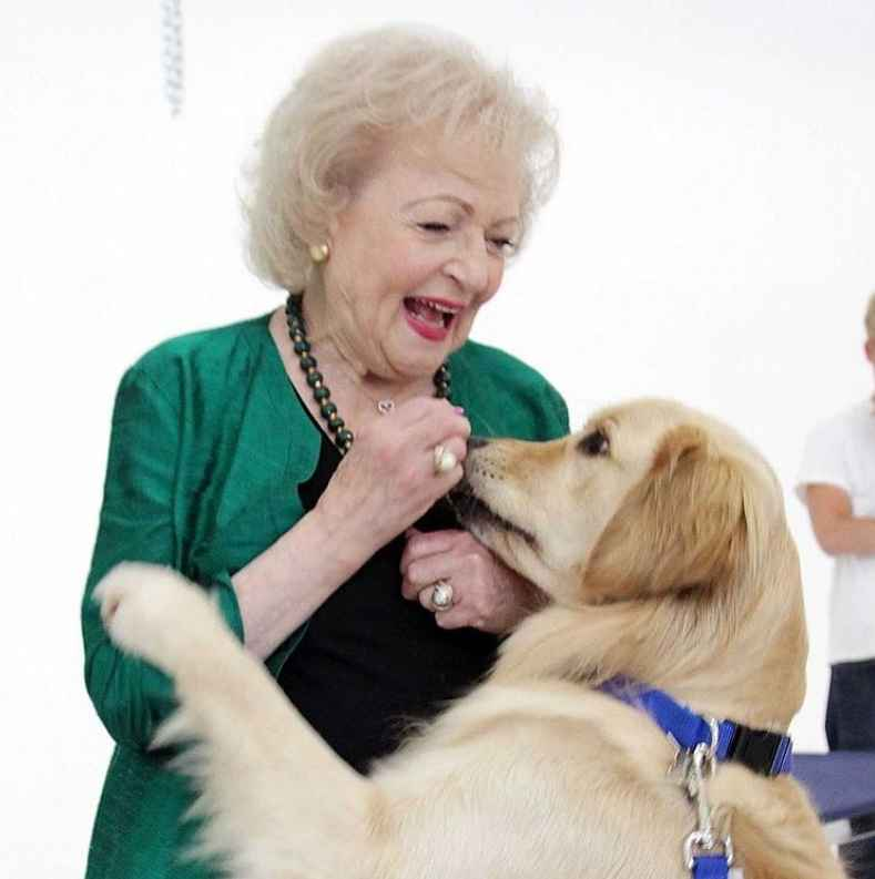 For her 99th birthday Betty White says a sense of humor keeps her young