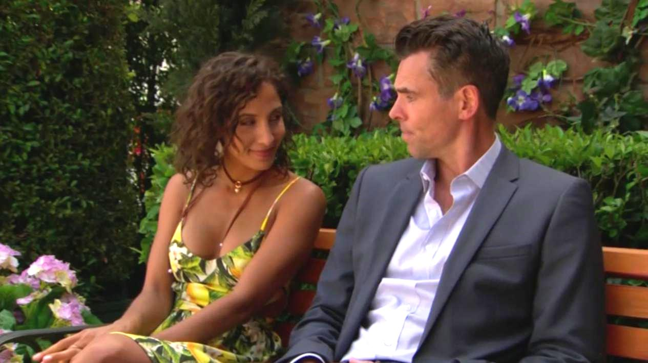 Billy and Lily on The Young and the Restless