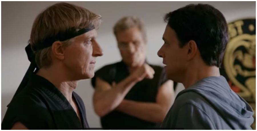 Cobra Kai Season 3 trailer. (Photo By Netflix/YouTube)