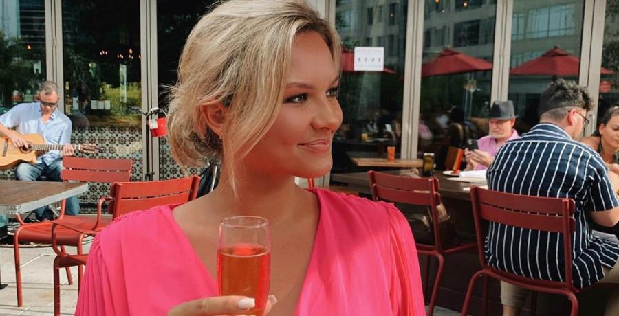 Emmy Medders Shares Information About Herself On Instagram