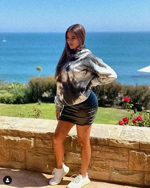 khloe kardashian instagram post