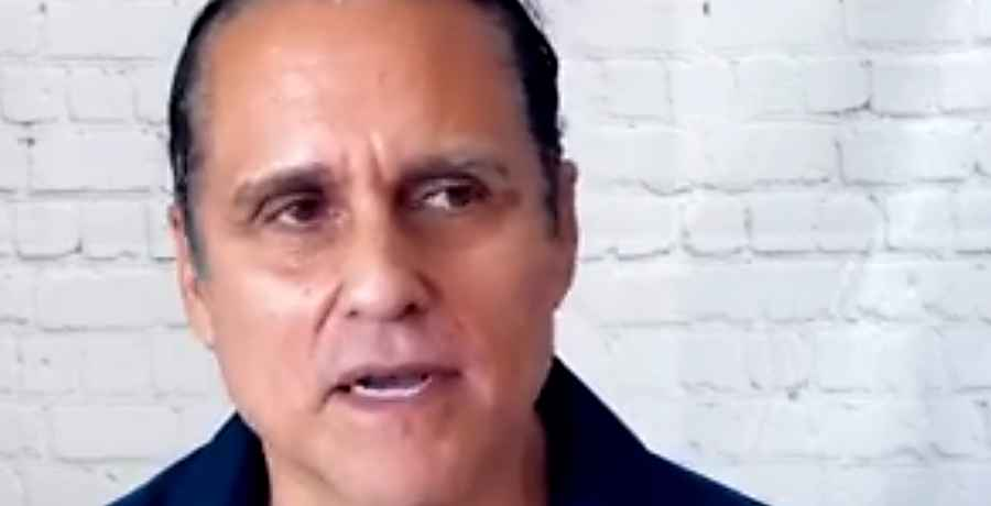 Maurice Benard plays Sonny Corinthos on General Hospital