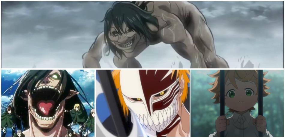Anime Series YouTube Screengrabs