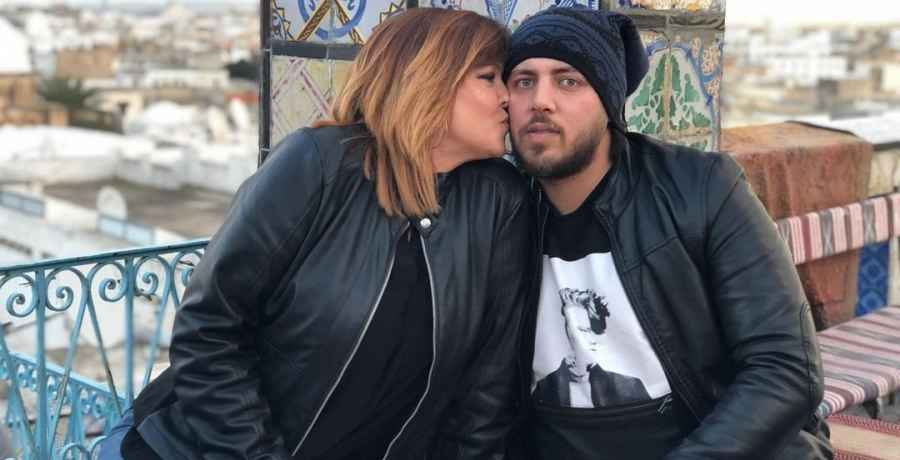 90 Day Fiance stars Rebecca Parrott and Zied Hakimi