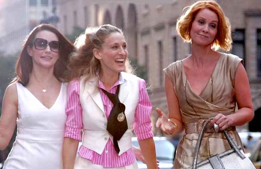 Sex and the City revival starts production in spring
