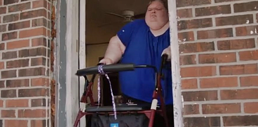 1000-LB Sisters Tammy Weight