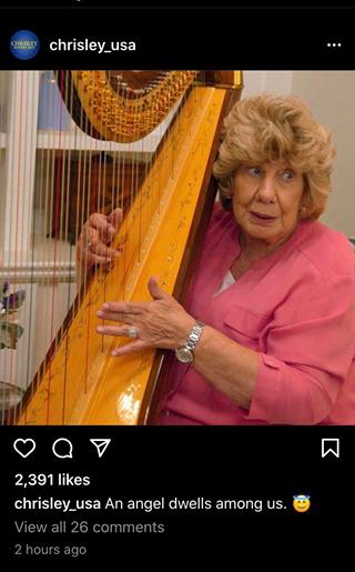 Nanny Faye Chrisley Instagram