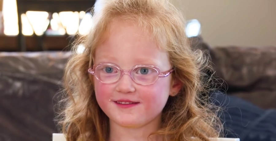OutDaughtered Hazel Busby (TLC)