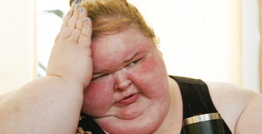 Tammy Slaton feelings weight YouTube TLC