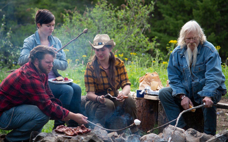 Alaskan Bush People, Episode Still, Discovery Channel Youtube