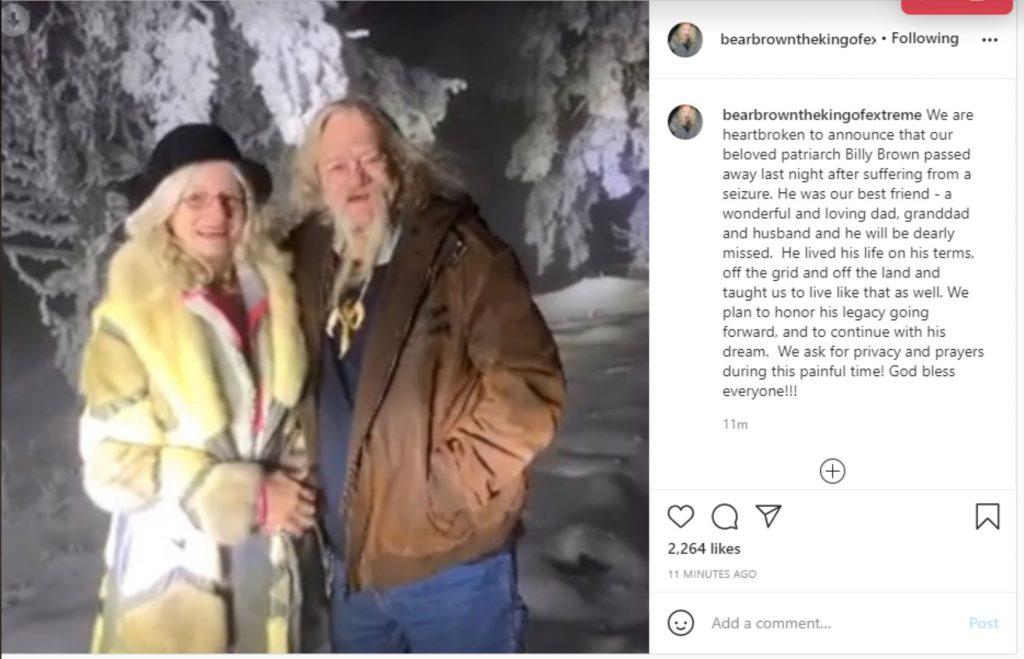 Billy Brown Instagram