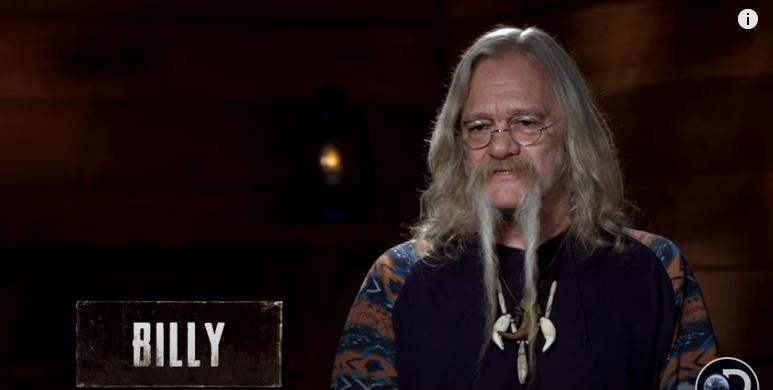 Billy Brown, Episode Still from Alaskan Bush People, Youtube