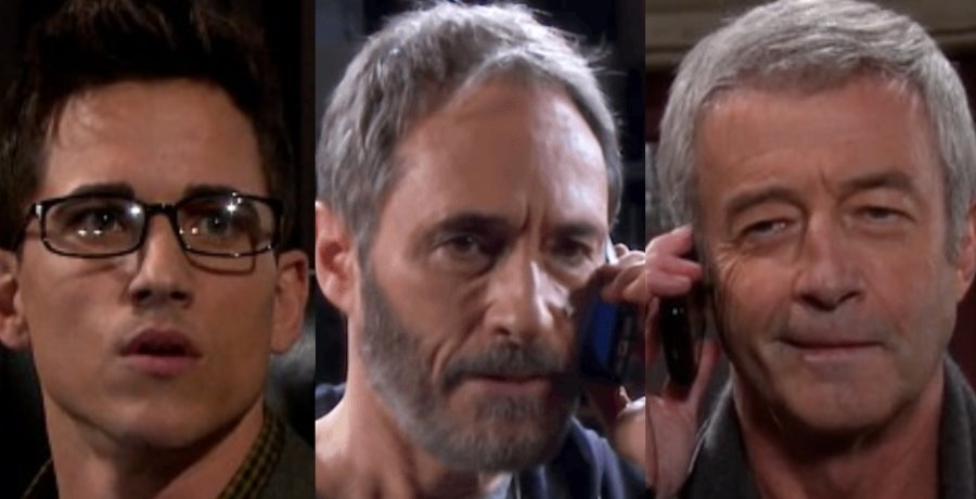 Charlie Dale(Mike Manning) - Clyde Weston(James Read) - Orpheus (George DelHoyo) / NBC