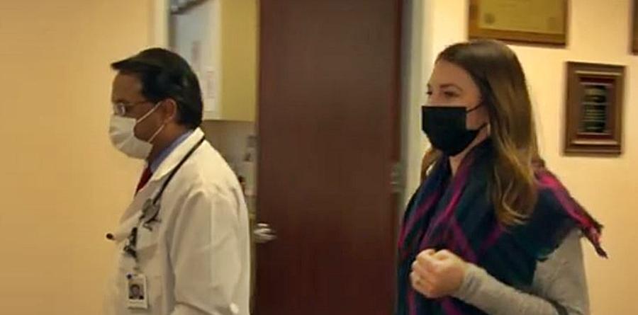 Danielle Busby Heart Surgery