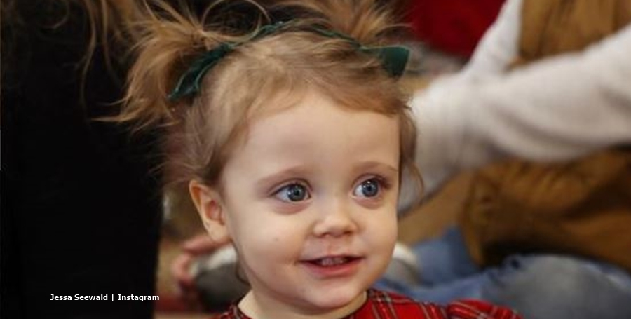 Jessa Seewald Daughter Plays Mommy