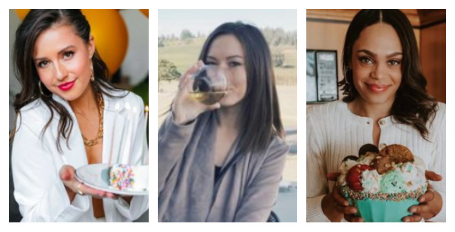 Katie Thurston, Abigail Heringer, Michelle Young/Instagram