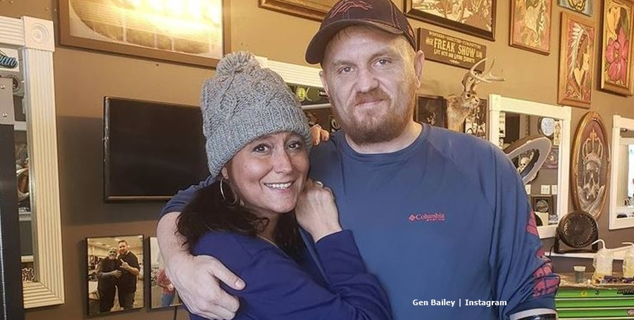 Love After Lockup Gen Bailey and Clint Brady