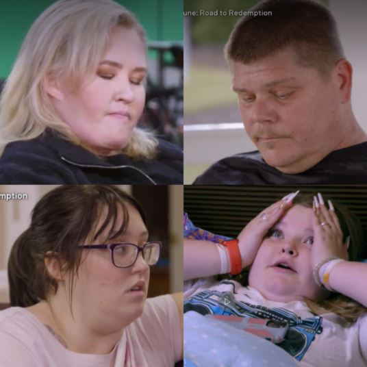 Mama June Road To Redemption - Is Mama Welcome
