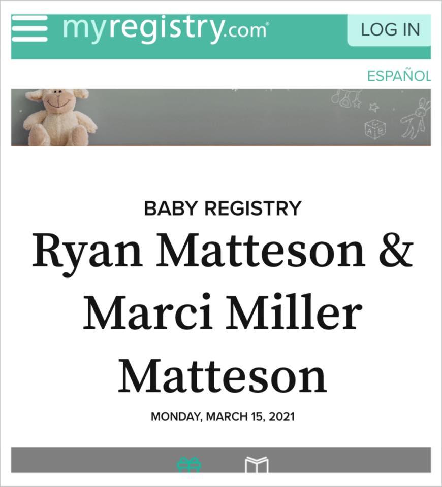 Marci Miller - My Registry