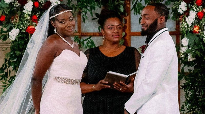 Married at First Sight: Amani Randall - Woody Randall