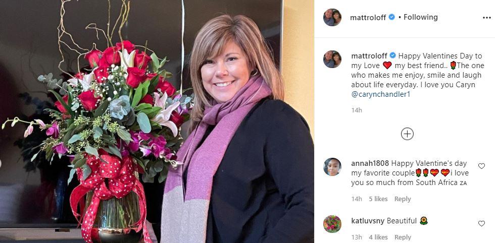 Matt Roloff Caryn Share Special Valentines Messages 1