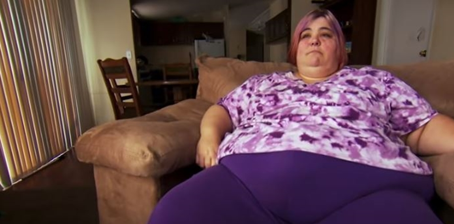 My 600-LB Life Paula Jones