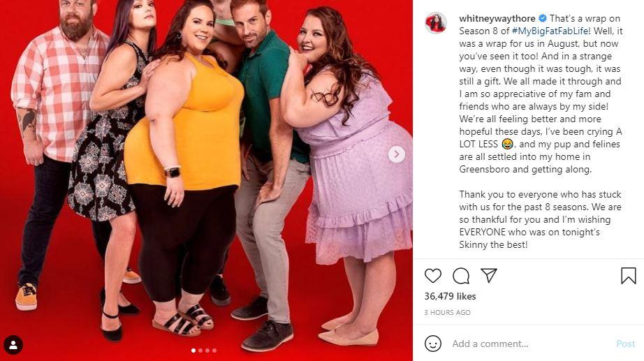 My Big Fat Fabulous Life Season 9 Hint - Whitney